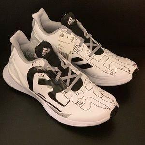 Adidas Adult Star Wars Running Shoes RapidaRun